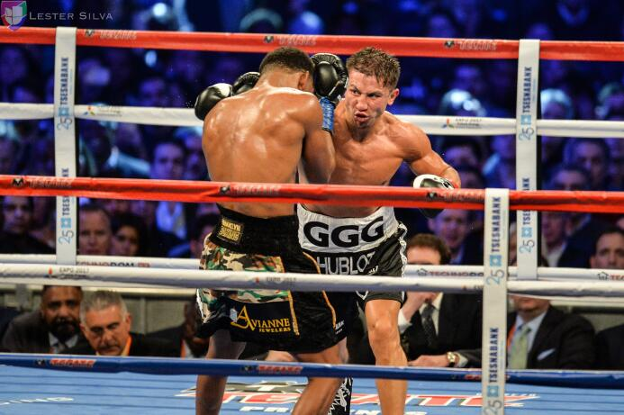 Golovkin vs. Jacobs