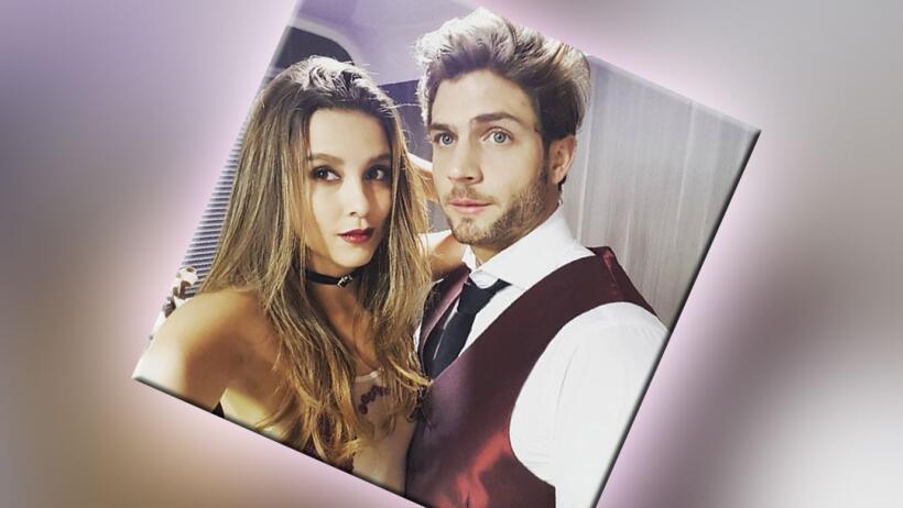 Paulina Goto y Horacio Pancheri.