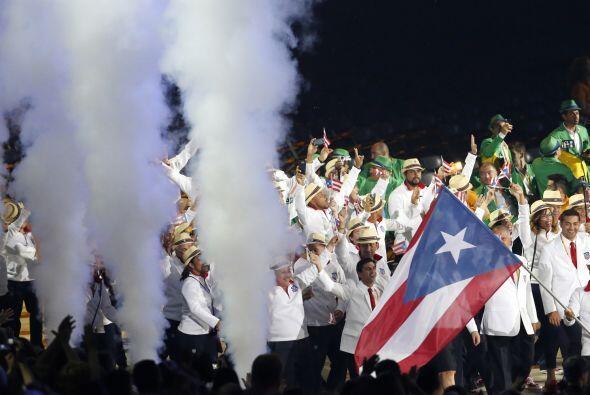 Espectacular inauguración de Panamericanos 5fc19aee32834e509242f321966fa...