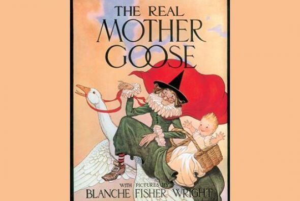 Mother Goose es una de las más famosas colecciones de canciones y rimas...