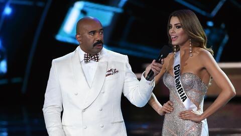 ¿Tendrá Steve Harvey una segunda oportunidad en Miss Universo tras error...