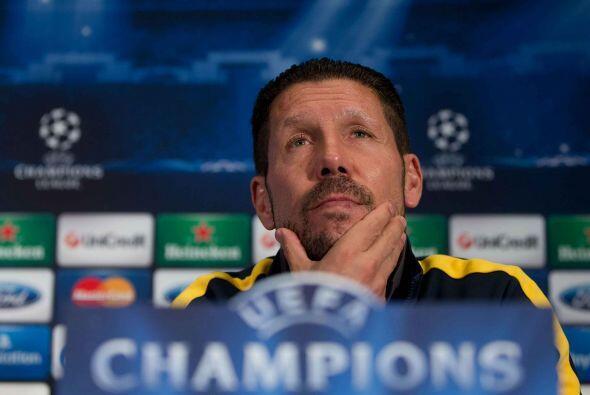 Diego Simeone: ¿Quién no habla del 'Cholo' desde hace unos años? El arge...
