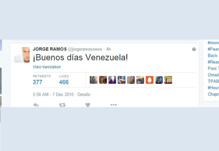 Famosos Venezuela
