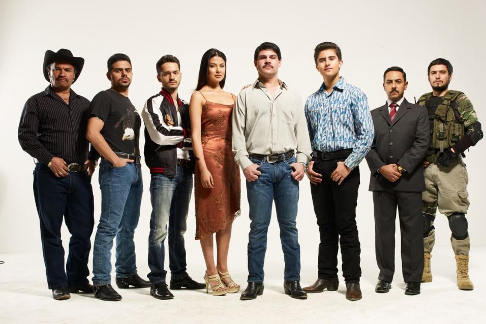 nuevos personajes El Chapo