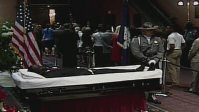 Honran a pastor asesinado en Charleston