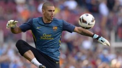 El arquero catalán cumplirá su contrato y saldrá del Barcelona hasta jun...