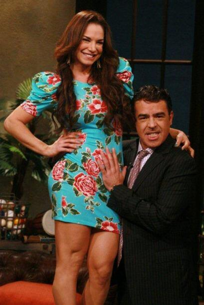 Gabriel tiene una muy buena relación con Liz Vega y le gusta pres...