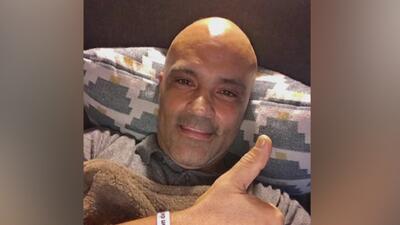 Los obstáculos que tuvo que enfrentar Luis Gómez en su lucha contra el cáncer
