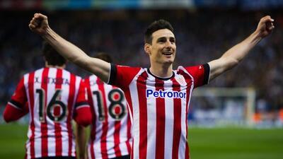 El conjunto de Bilbao se clasificó a la final de la Copa del Rey vencied...