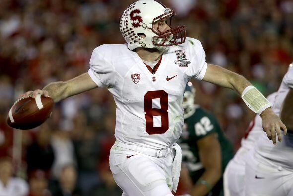 7. Kevin Hogan, Stanford (AP-NFL).