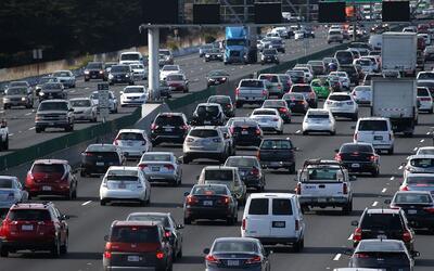 El intenso tráfico californiano sería más seguro, a...