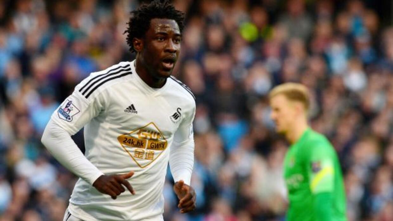 El atacante marfileño tuvo un gran Mundial y era figura del Swansea por...