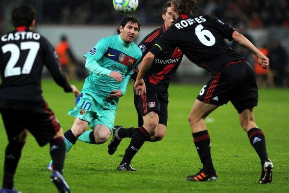 Sí en cambio tiene el Bayer Leverkusen un resultado favorable en...