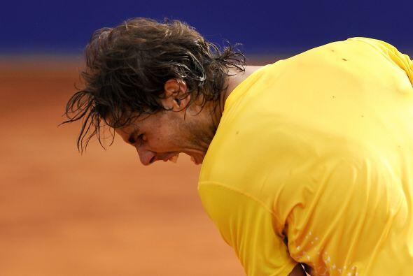 ¡Y qué victoria! Nadal logró el triunfo númer...