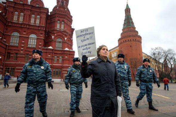 La mayoría de las detenciones, acuerdo con activistas, se produjeron en...