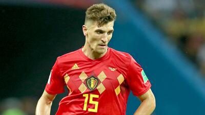 Thomas Meunier se pierde la semifinal del Mundial contra Francia por acumulación de tarjetas