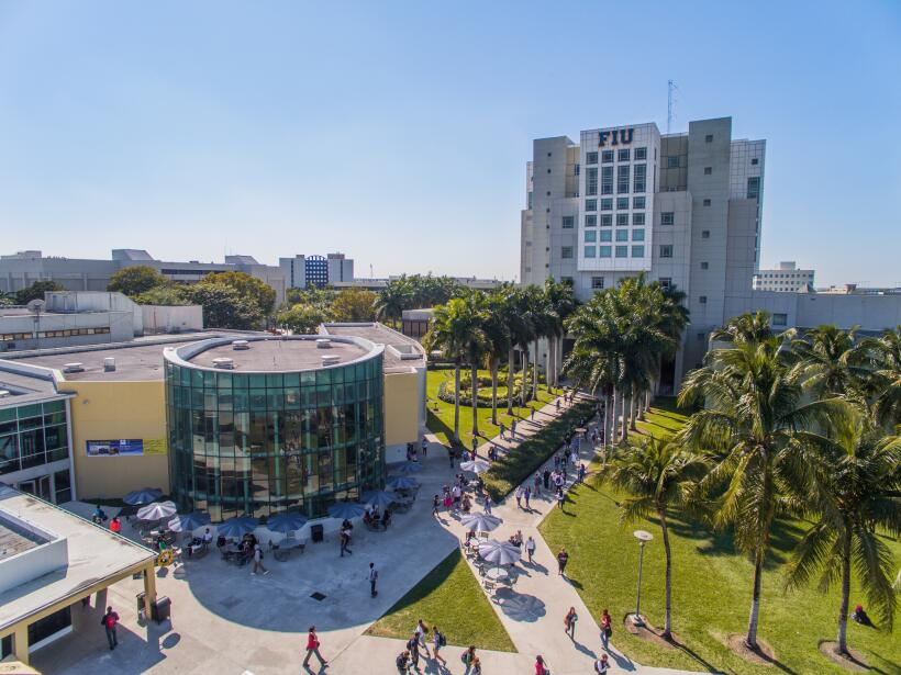 Florida International University, Miami