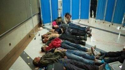 Masacre en estación de trenes en China
