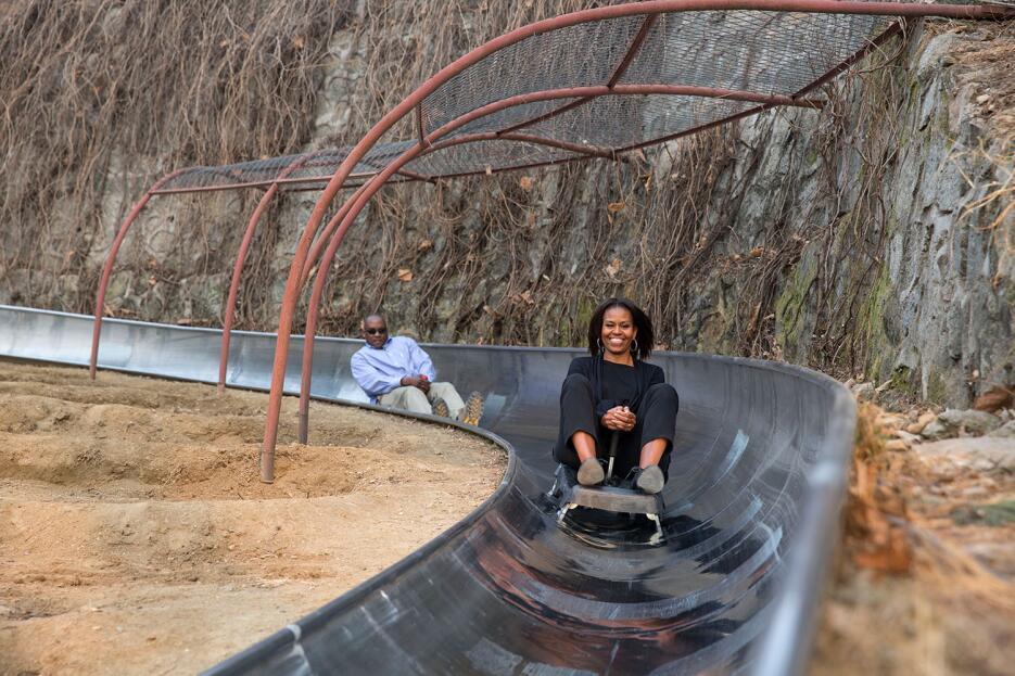 Michelle Obama en los ojos de su fotógrafa personal 14104744843-c0edd48d...