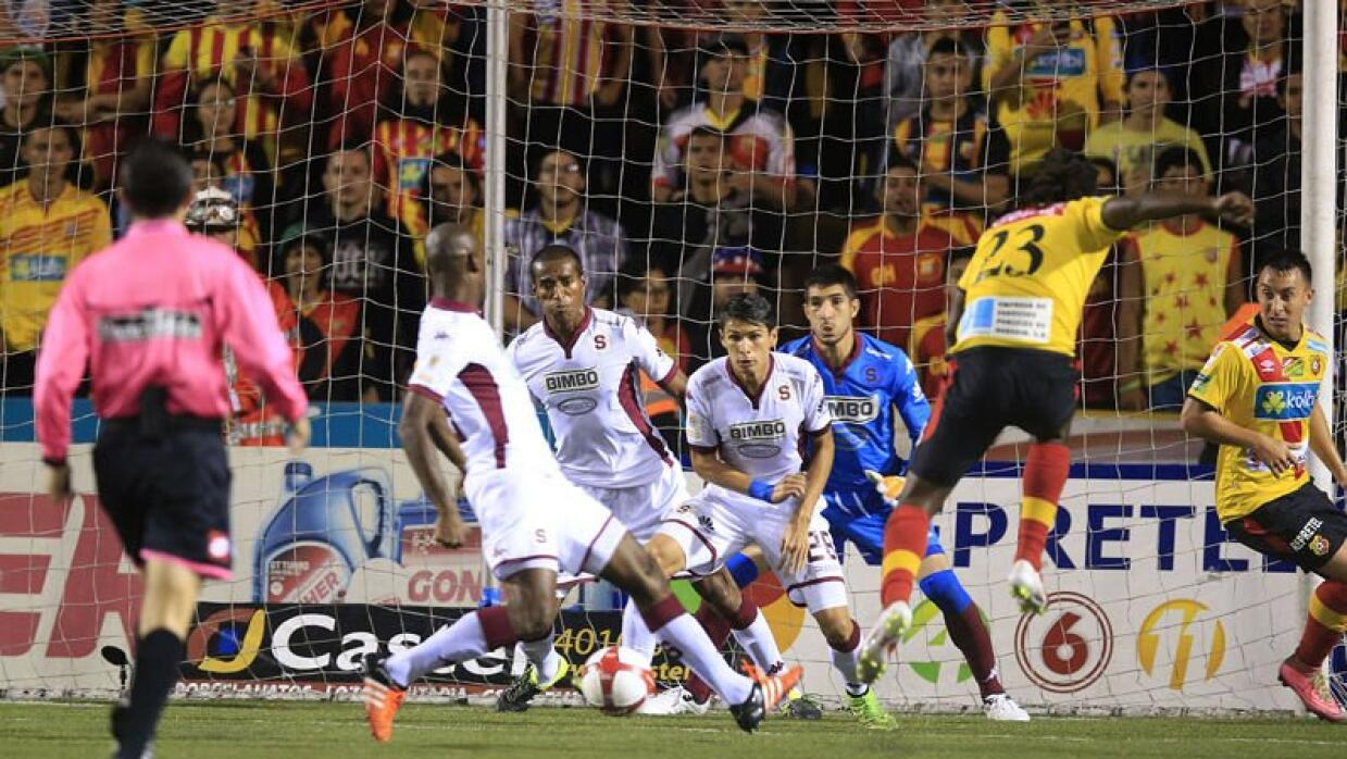 Saprissa vs. Herediano