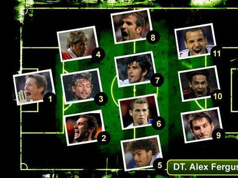 Una vez más, Univisionfutbol.com te trae el 11 ideal de la Champi...