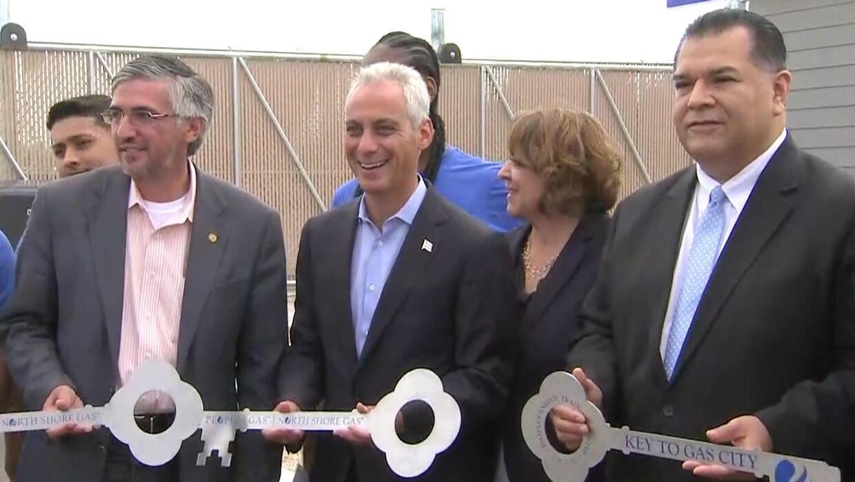 People Gas y North Shore Gas abren un centro de entrenamiento en La Villita