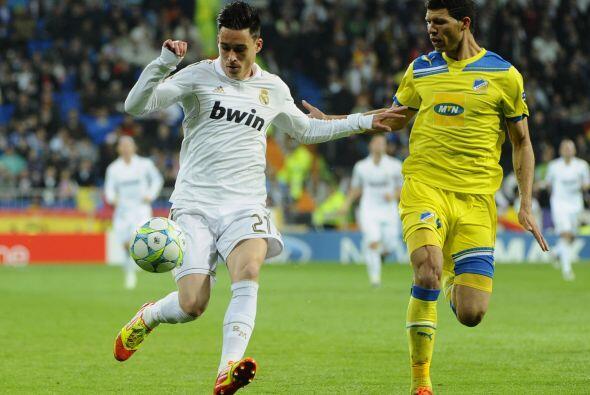 El madrid le dio oportunidad a futbolistas como Callejón para ser parte...