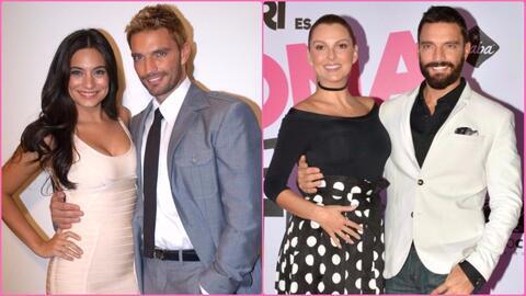 Julián Gil ha tenido guapas mujeres (y un hombre) en su historial...