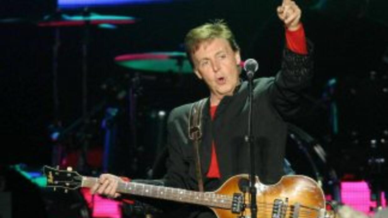 Se dice que Paul McCartney ha venido trabajando en este proyecto durante...