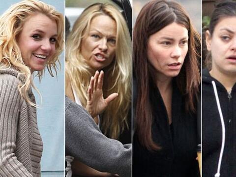 Hay algunas famosas a las que no deberían dejar salir a la calles...
