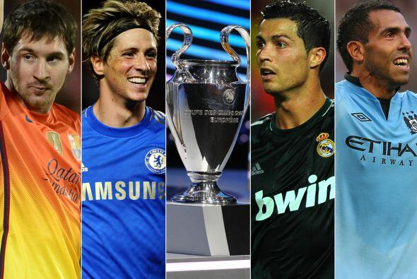 (Con información de EFE) La Liga de Campeones 2012-2013 arrancará la pró...