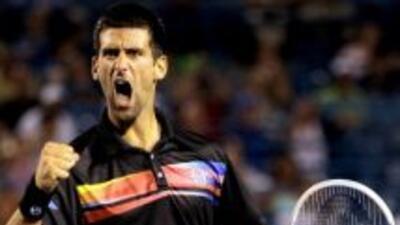 Djokovic utiliza esta máquina desde hace ya cuatro años.