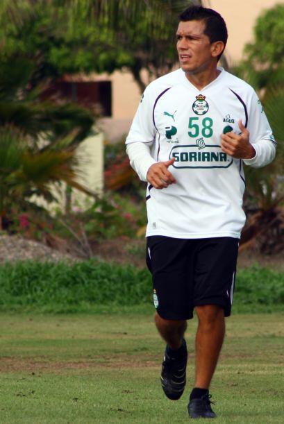 Juan Pablo Rodríguez por una temporada más con los 'Guerreros'.
