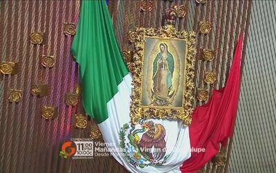 Celebra con Galavisión las Mañanitas a la Virgen de Guadalupe