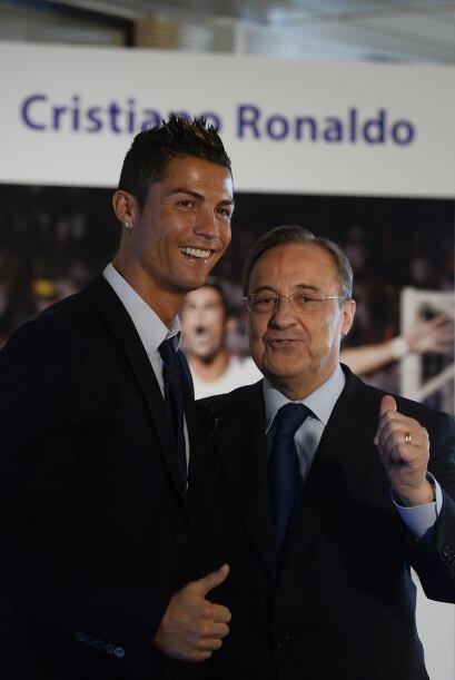 Entonces 'Sport' concluye que el dirigente madridista ya tomó la decisió...