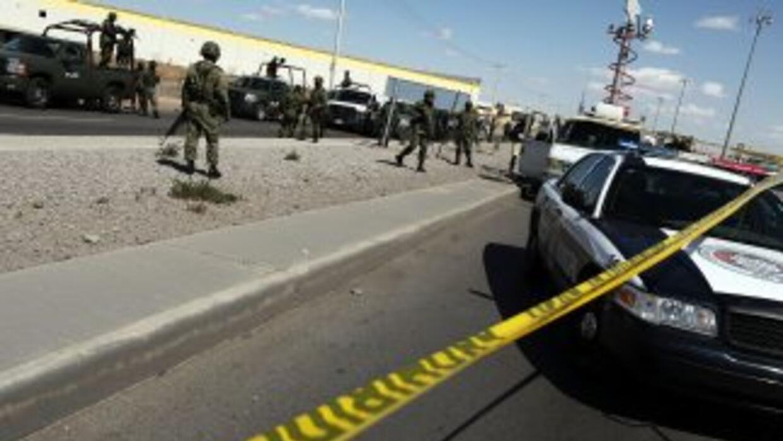 La violencia y cárteles de la droga mexicanos han elevado la ola de viol...