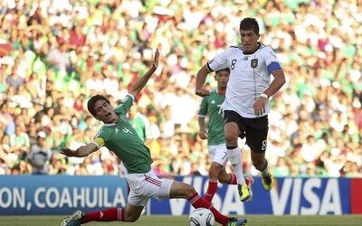 Emre Can, el testigo alemán del gol olímpico de Espericueta y de la chil...