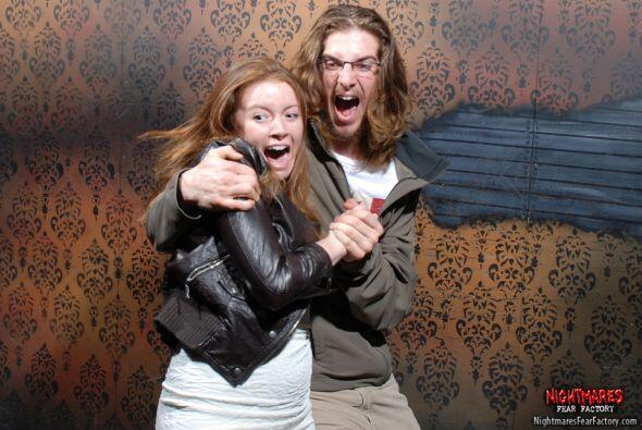 Mientras te dejamos con las fotos de las caras de terror más divertidas.