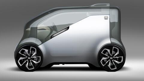 El Honda NeuV Concept está equipado con un 'motor emocional'.