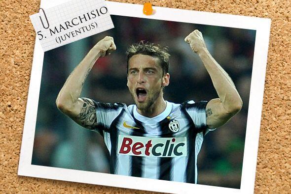 El medio campo comienza con el último héroe en los 'derbys' italianos, C...