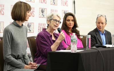 Rachel Crooks, Jessica Leeds y Samantha Holvey aseguran que fueron v&iac...