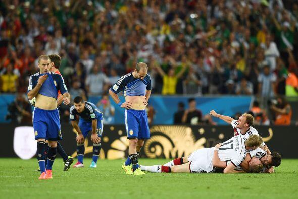 Desafortunadamente a nivel de Mundiales, no se ha podido repetir aquel l...