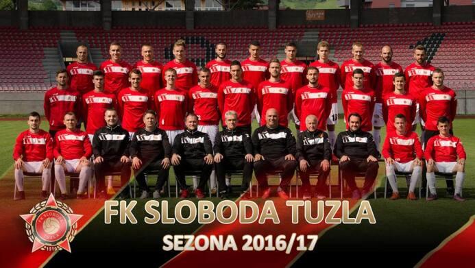 15. F.K. Sloboda Tuzla (Bosnia y Herzegovina)