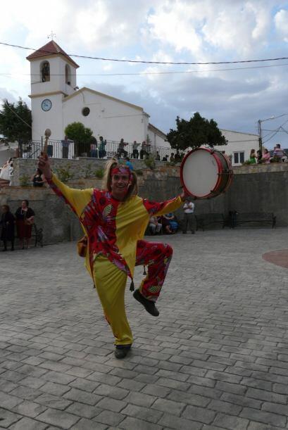 Feria de Híjate.  Fran nos invita a brincar desde la feria de Híjate, en...