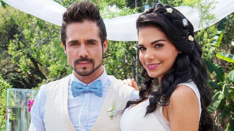 ¡Así se vivió la boda de Pedro y Fiorella!