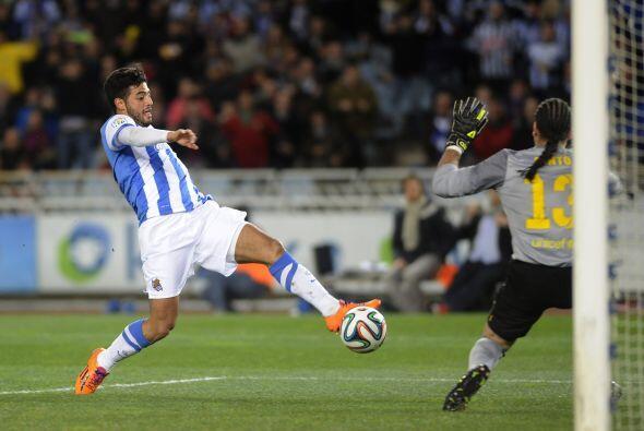Incluso el Arsenal y el equipo de San Sebastián se pelearon al jugador e...