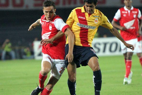 Los colombianos aprovecharon el gol anotado como visitante en los minuto...