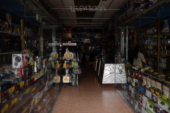 Venezuela sufre crónicos cortes de luz que afectan fundamentalmen...