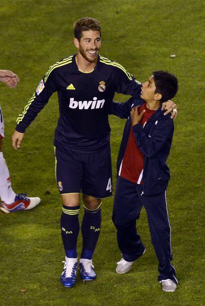El Madrid ya tiene su primer triunfo en la Liga luego de este 2-0 y está...