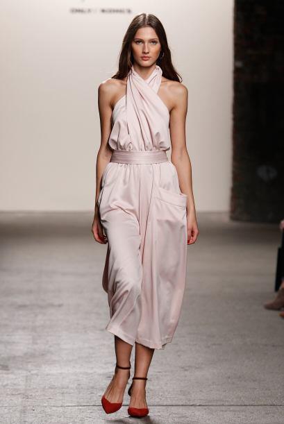 Los vestidos es una de las piezas que siempre abundan en la colección de...